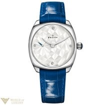 Zenith Heritage Star Stainless Steel Origami Dial 33mm...