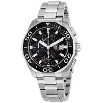TAG Heuer Men's CAY211A.BA0927 Aquaracer Chronograph...