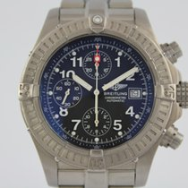 Breitling Avenger Titan E13360 #A3192  Chronograph