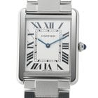 Cartier Tank Collection Tank Solo Stainless Steel  27mm Ref....