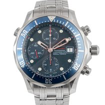 Omega Seamaster Chronograph Reconnaissance Military Edition