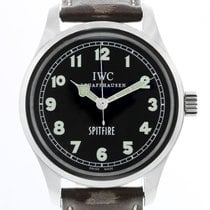IWC Mark XV Spitfire Stainless Steel Limited Edition Watch