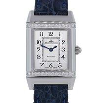 Jaeger-LeCoultre Reverso Florale Diamond Bezel Womens Watch