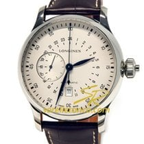 Longines Heritage Twenty-Four Hours Single Push