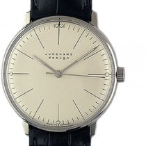 Junghans Max Bill Design Handaufzug 34 mm