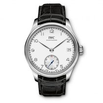 IWC Portuguese Chronograph 8 Days 21% VAT included