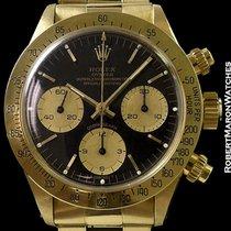 Rolex 6265 Daytona 18k Chronograph