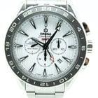 Omega Seamaster Aquaterra GMT Chronograph