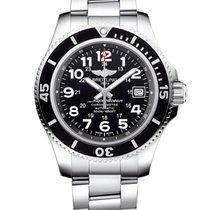 Breitling A17365C9/BD67/161 Superocean 42 Black Men's Watch