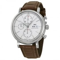 IWC Men's IW391007 Portofino Chronograph Watch