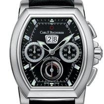Carl F. Bucherer Carl F.  Patravi T-Graph Chronograph Automati...