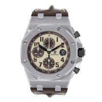 Audemars Piguet AP Royal Oak Offshore Safari Chronograph Steel