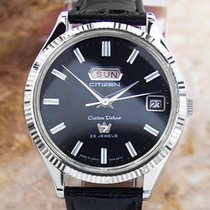 Citizen Vintage Jumbo Custom Deluxe Made In Japan Automatic...