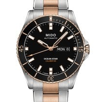 Mido Ocean Star Captain V Two-toned