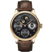 IWC Portuguese Perpetual Calender Double Moon IW5021-22