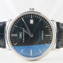IWC Portofino Black Dial 39mm Automatic (Unworn Condition)
