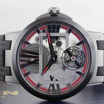 Ulysse Nardin Executive Skeleton Toubillon Boutique Edition -...
