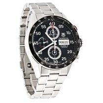 TAG Heuer Carrera Chronograph Automatic Mens Watch CV2A10.BA0796