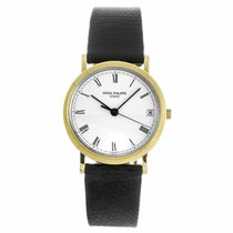 Patek Philippe Calatrava 18K Yellow Gold Automatic Watch 3802...