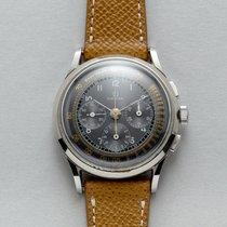Omega 'Slate' Vintage Oversize Chronograph, Ref. 2475