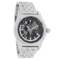 Breitling Galactic Unitime Automatic Mens Watch WB3510U4-BD94S...