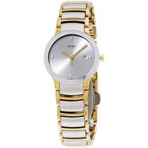 Rado Centrix Stainless Steel Silver Dial Ladies Watch R30932713
