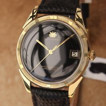 Carl F. Bucherer Gold Capped Automatic Mens Classic 33mm Swiss...