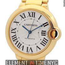 Cartier Ballon Bleu Collection Ballon Bleu Mid-Size 36mm 18k...