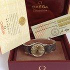 Omega constellation Ref. Ck14902 scatola garanzia anno 1963