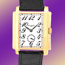 "Patek Philippe Gent's 18K Yellow Gold  Ref # 5024 ""Gon..."