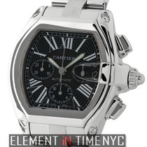 Cartier Roadster Collection Roadster Chronograph Stainless...