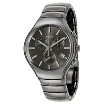 雷达 (Rado) Men's Rado True Chronograph Watch