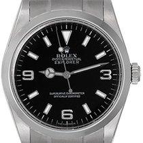 Rolex Explorer Men's Stainless Steel Watch 114270