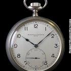 Vacheron Constantin Pocket Watch 925 Silver