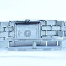 Raymond Weil Damen Uhr Tango 24mm Stahl/stahl Weiss Rar Mit...