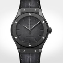 Hublot Classic Fusion Berluti All Black Ltd. Edition
