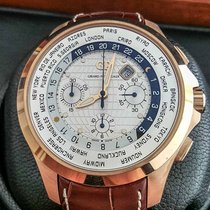 Girard Perregaux 芝柏 (Girard Perregaux) World Time 49700-52-134...
