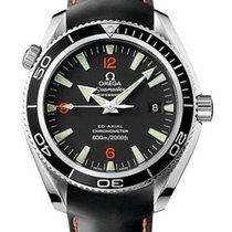 Omega Seamaster Planet Ocean Black Dial 232.32.46.21.01.005