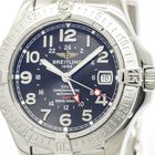 Breitling Colt Gmt Steel Automatic Mens Watch A32350 (bf106841)