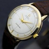 Omega 10k Gold Filled Mens Vintage Swiss Seamaster Automatic...