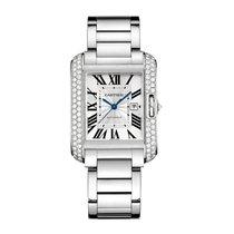 Cartier Tank Francaise Automatic Ladies Watch Ref WT100009