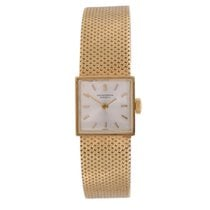 IWC Pre-Owned 18ct Yellow Gold Watch