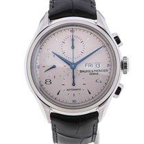 Baume & Mercier Clifton 43 Chronograph Daydate