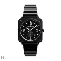Bell & Ross BR S Black Ceramic