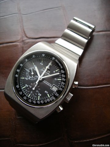 Omega Speedmaster 125 Chronograph Chronometer