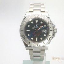 Rolex Yacht-Master 40 mm Edelstahl / Platin Ref. 116622 Blau