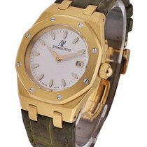Audemars Piguet Ladys 33mm Royal Oak Yellow Gold