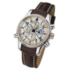 Fortis F-43 Flieger Chronograph Alarm Limited Edition 702.20.9...