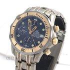Omega Seamaster Chronograph Ref 2296.8 18K Rose Gold & Titan