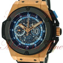 "Hublot Big Bang King Power ""Diego Maradona"", Black..."